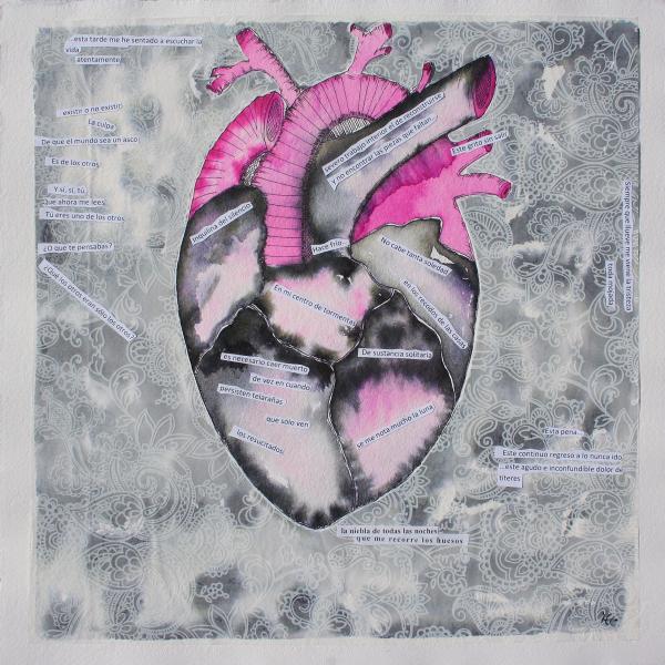 Corazón gótico